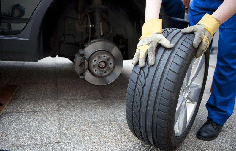 Bradford Tyres