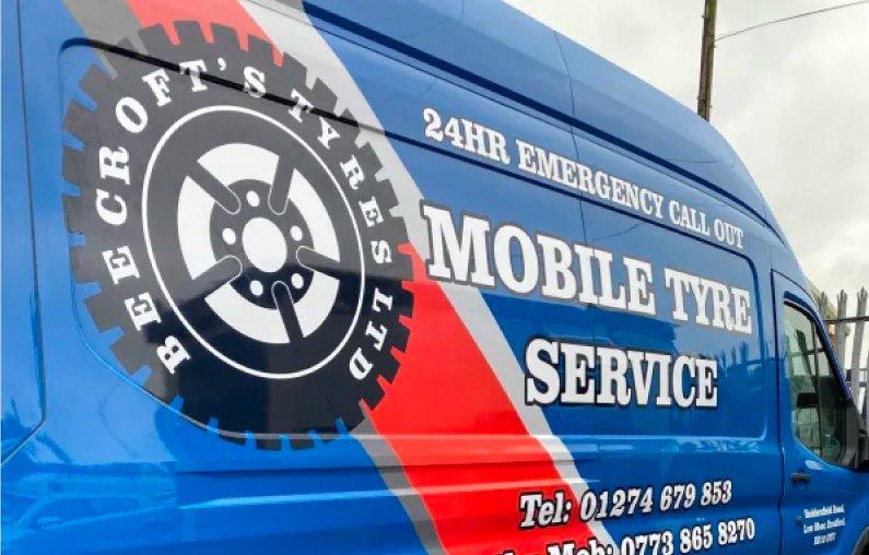 Mobile Tyres Bradford