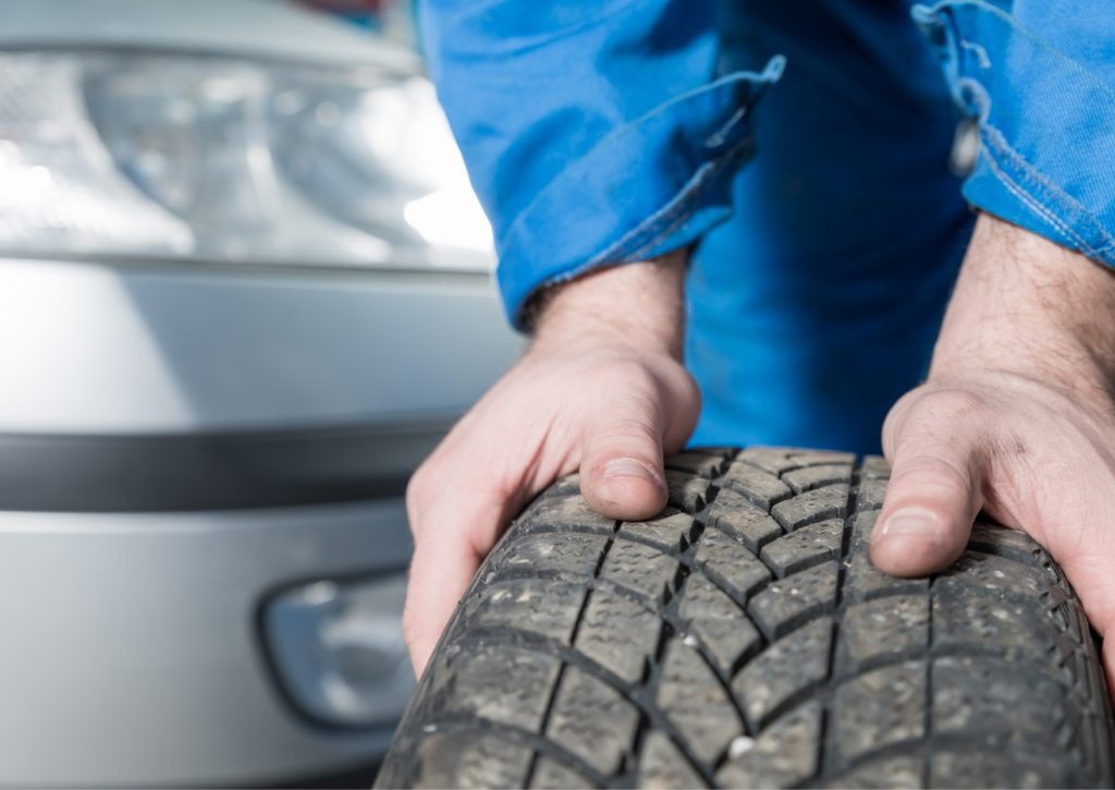 Commercial Tyre Supplier Bradford